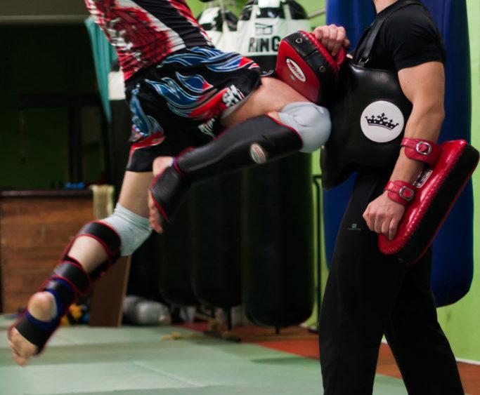 trening boksu tajskiego