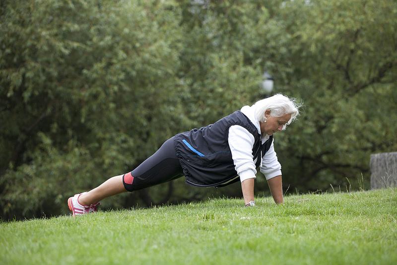 treningi dla seniorów